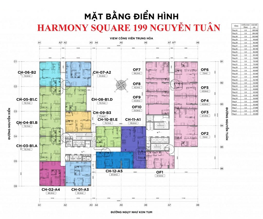Harmony Square Nguyen Tuan 2