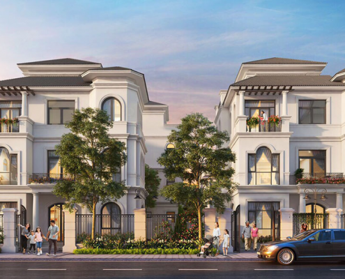 Vinhomes Green Villas 2