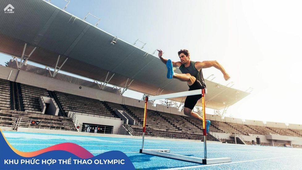 Khu The Thao Olympic Novaworld Phan Thiet