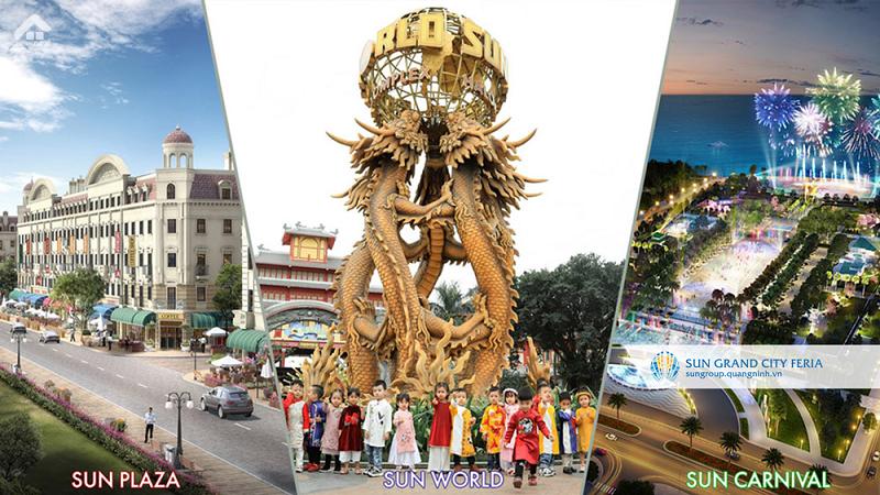 Sun Grand City Feria