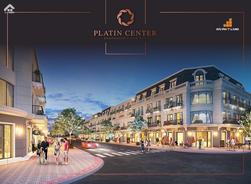 Platin Center Cam Pha 1