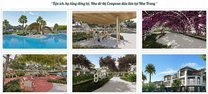 Capella Garden Nha Trang Tien Ich Ha Tang