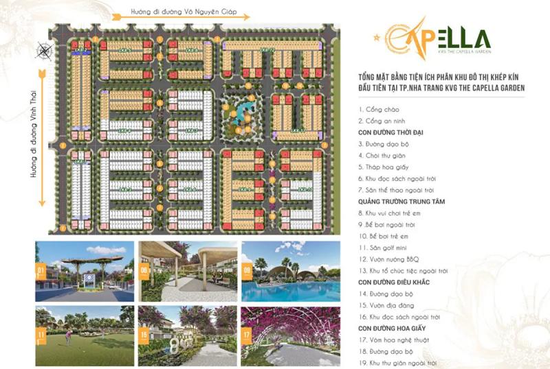 Capella Garden Nha Trang Tien Ich Noi Khu
