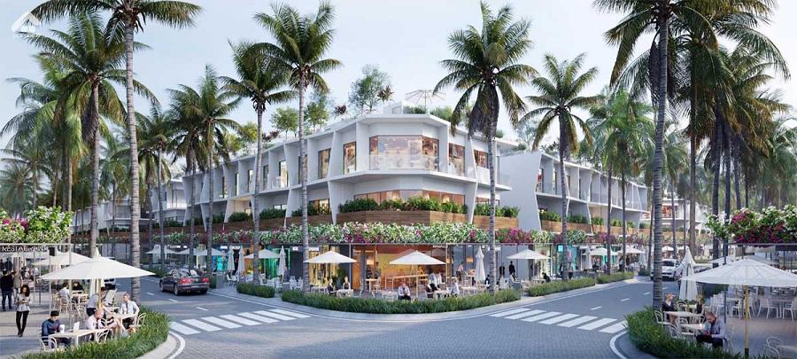 Thanh Long Bay Phan Thiet Binh Thuan Shophouse