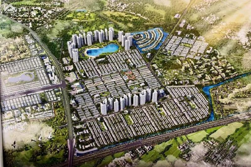 Vinhomes Dream City Tong Quan
