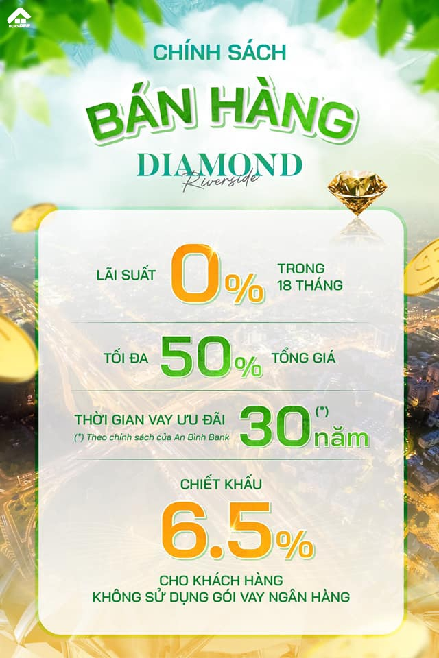 Chinh Sach Ban Hang Diamond Riverside Hoa Lac