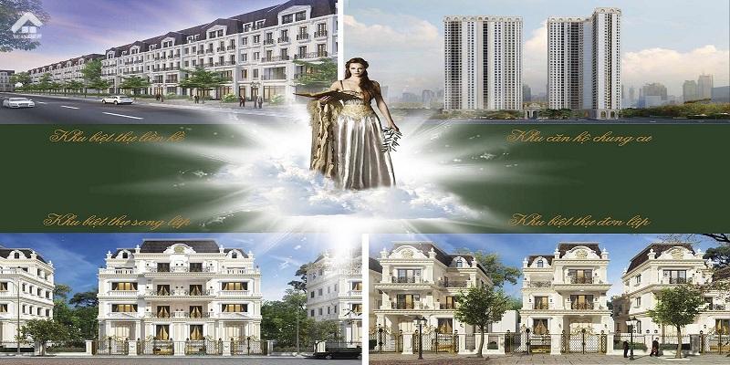Biệt thự Athena Fulland Nguyễn Xiển