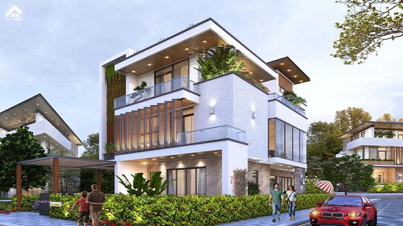 Biệt thự đơn lập Phú Cát City