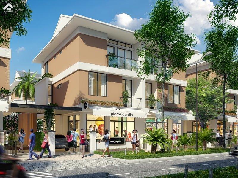 An Vượng Villa - Biệt Thự Hot Nhất KĐT Nam Cường