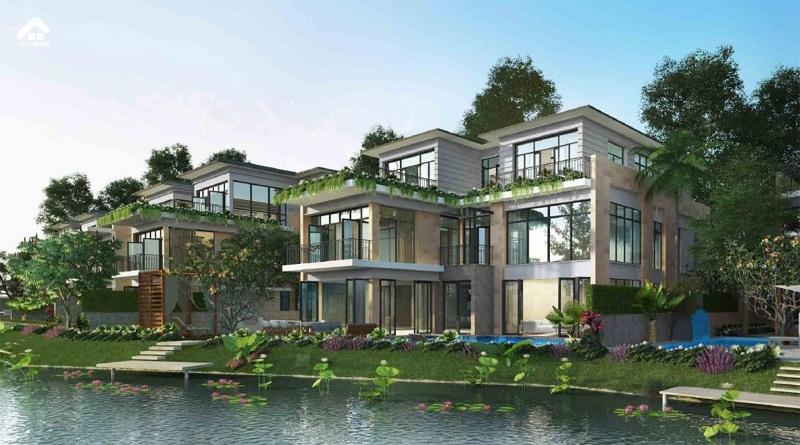 Phối Cảnh 1 Biệt Thự Ecopark Sofitel Residences Villas
