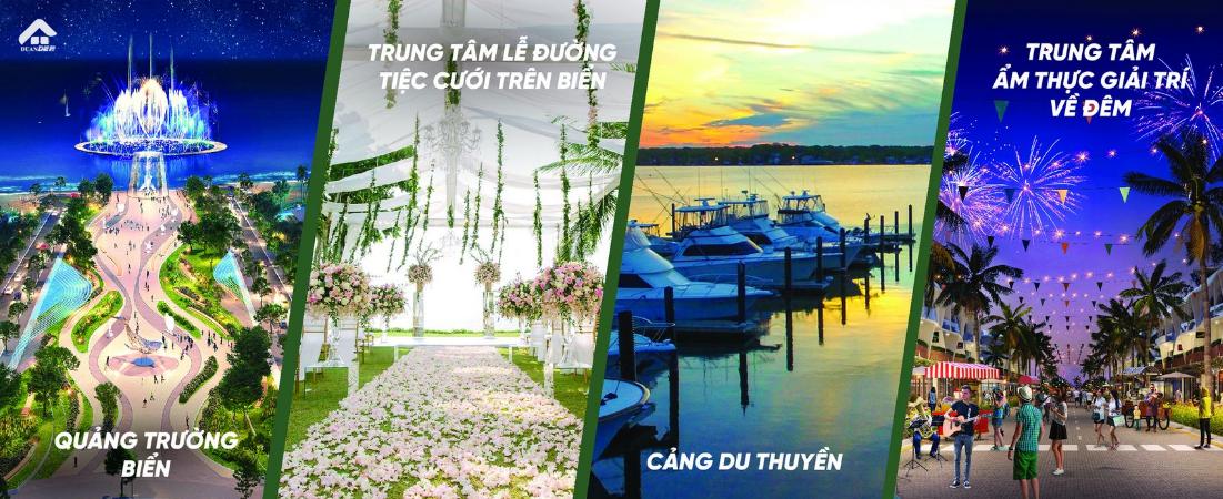 Tiện ích The Song Thanh Long Bay